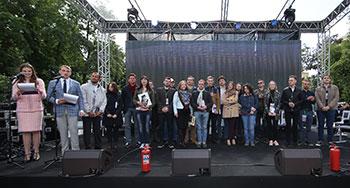 Лауреаты премии ЛИЦЕЙ 2018 года