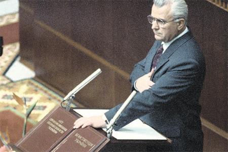 Леонид Кравчук: «Мы с Ельциным предлагали Горбачёву перейти к конфедерации»
