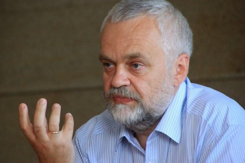 Алексей Варламов в Тюмени