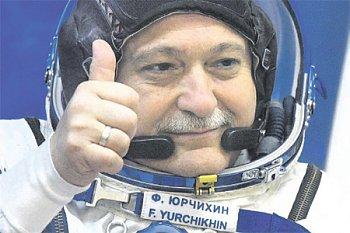 Фёдор Юрчихин: «Лунную программу лучше отдать роботам»